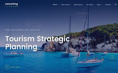 具有吸引力的旅游网站建设方案