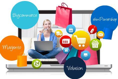 电商网站设计模板时要注重用户体验